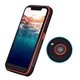 Mobile Phone,Military Outdoor 3-proofing Smart Phone,Rugged Smartphone,Android 8.1,2GB+16GB,4500mAh,Dual SIM 4G(US)